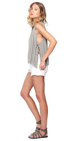 Gentle Fawn Alloy Tank | Litchen