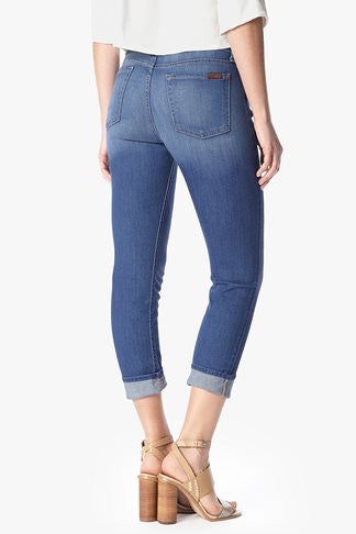 7 For All Mankind Cropped Relaxed Skinny | Weekend Denim Medium | SIZE: 29 | SALE