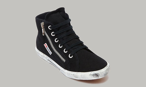 Superga Cotdu Sneaker | Black | SALE