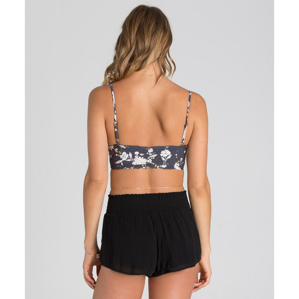 Billabong Women's Midsummer Tides Shorts | Off Black | SALE