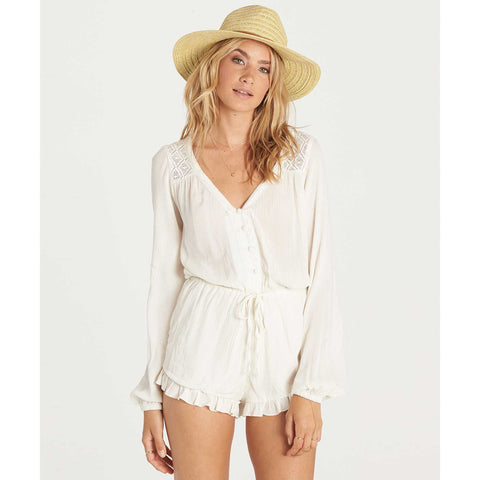 Billabong Women's Brandy Lee Romper | Cool Wip | SALE