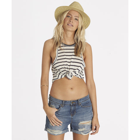 Billabong Frankie Denim Shorts | Medium Well Worn