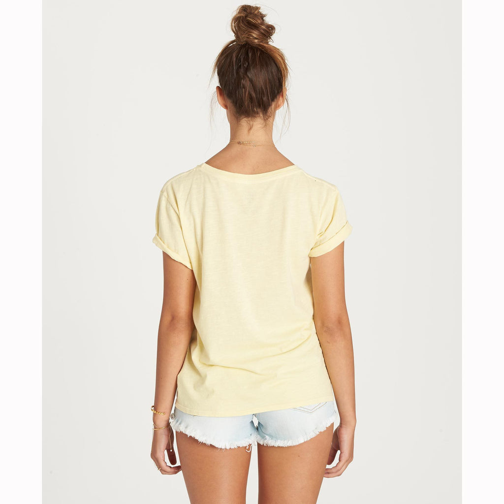 Billabong Women's Tour Of Tee | Pina Colada
