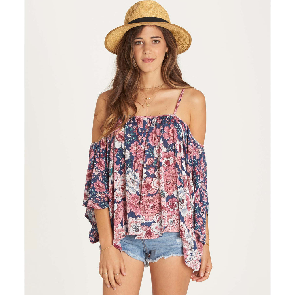 Billabong Women's Forever Top | Indigo
