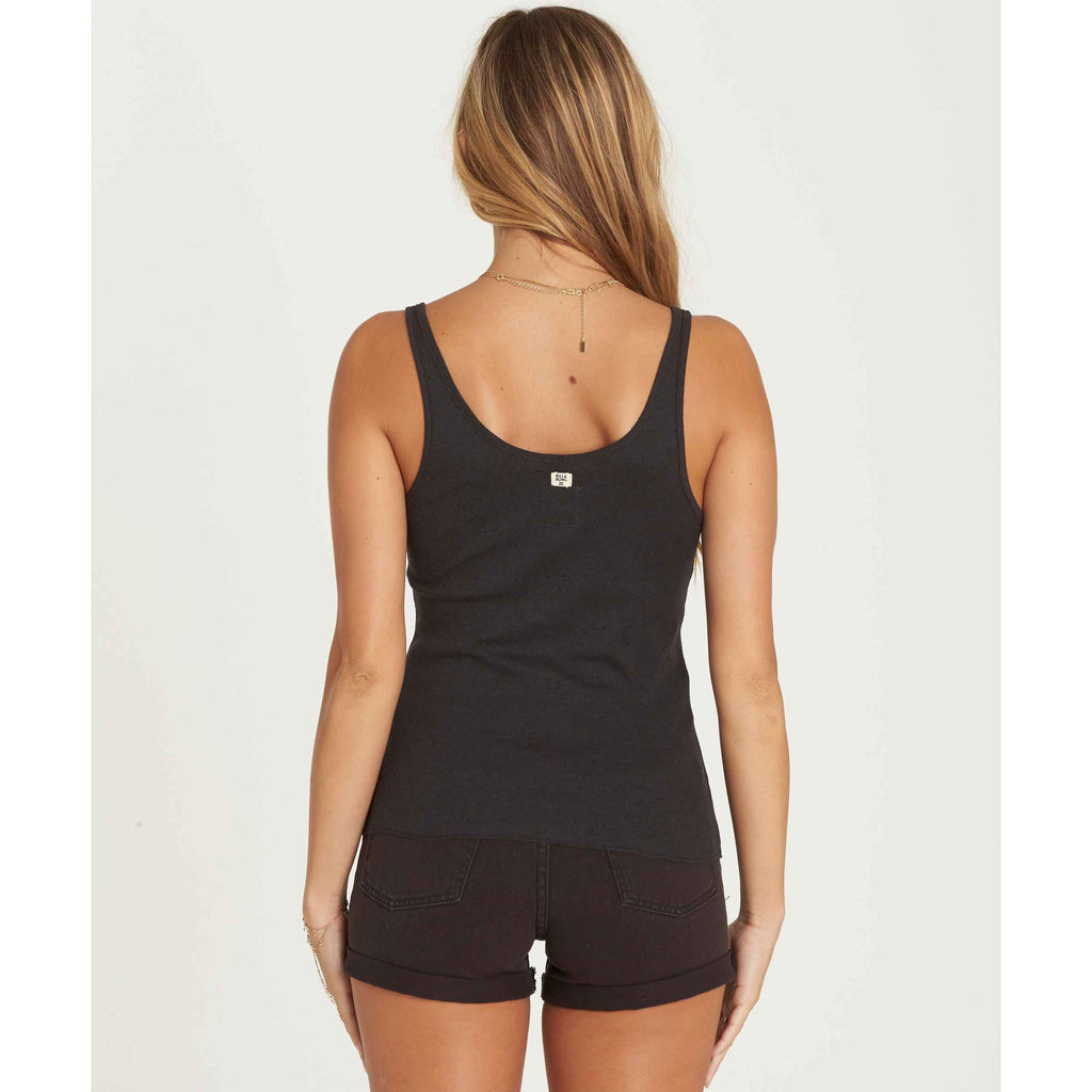 Billabong Women's Like Loni Tank Top | Black