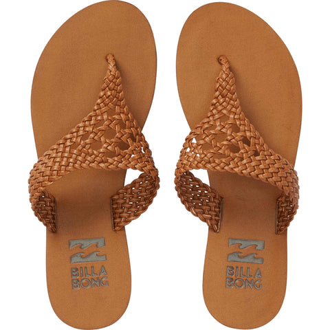 Billabong Women's Lola Sandals | Desert Brown