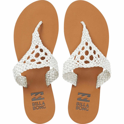 Billabong Women's Lola Sandals | Silver