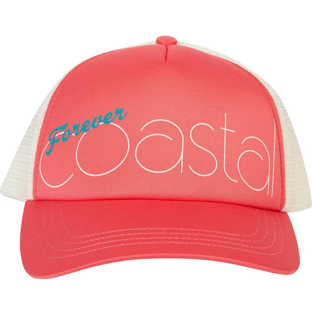 Billabong Across Waves Trucker Hat | Hibiscus