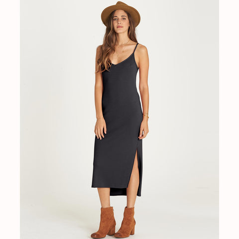 Billabong Women's Great News Dress | True Black