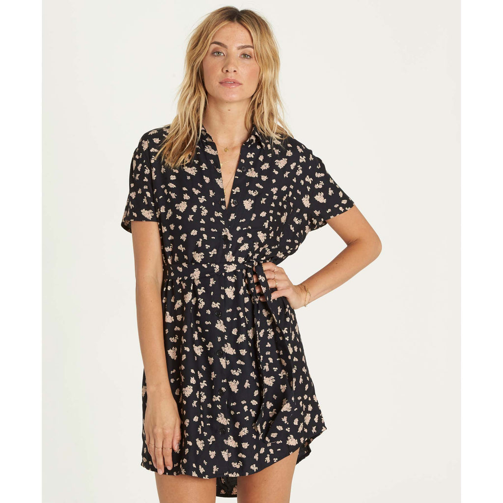 Billabong Women's Workin It Dress | Black