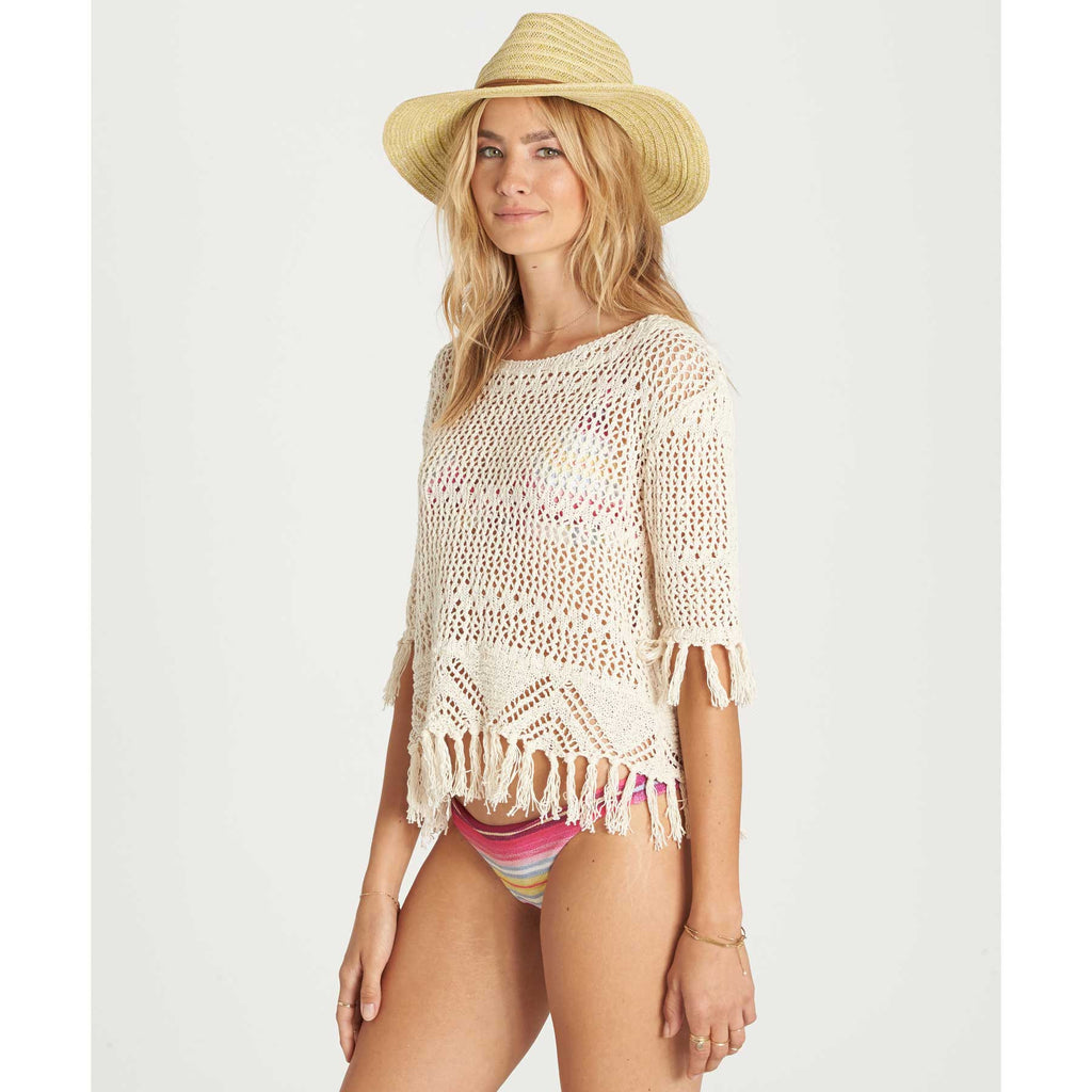 Billabong Women's Wild One Top | White Cap