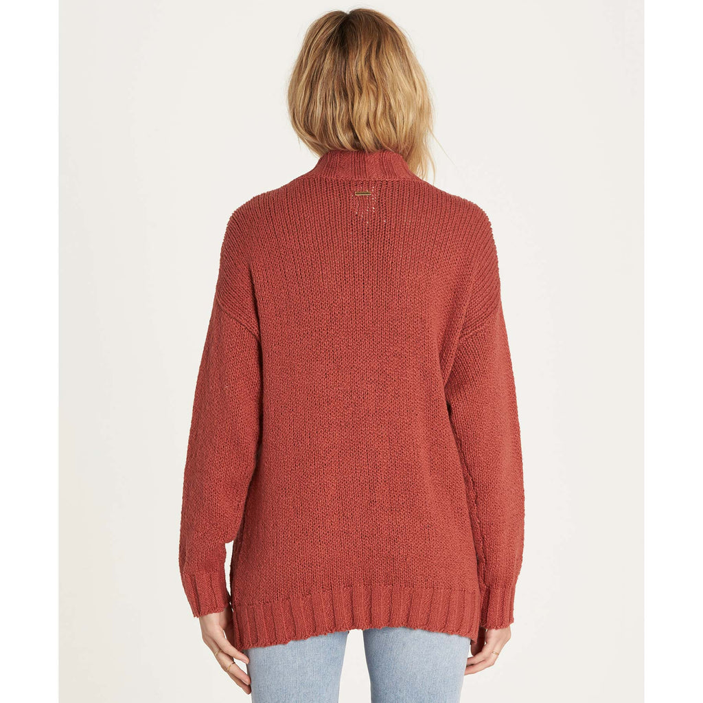 Billabong Women's Luna Day Cardi Sweater | Sienna
