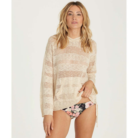 Billabong Women's To The Limit Sweater | Ivory