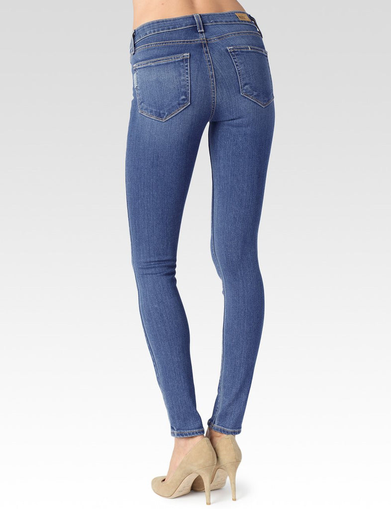 Paige Denim Transcend Verdugo Ultra Skinny | Tristan | Pinnacle Malibu