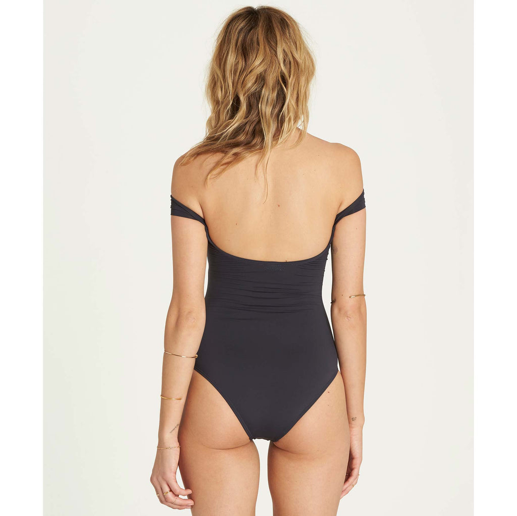 Billabong Women's Sol Searcher One Piece | Black Sands STYLE: X101MSOL