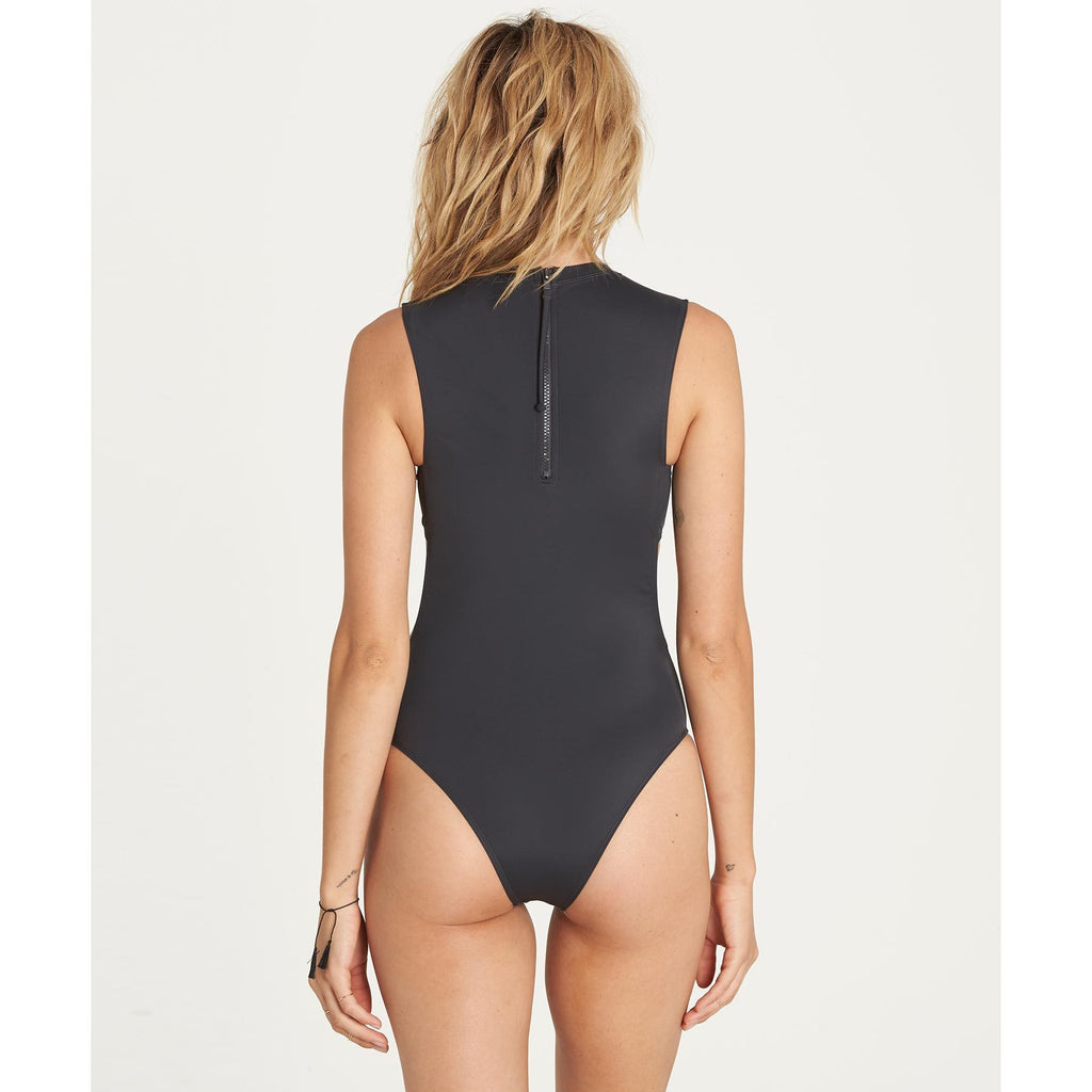 Billabong Women's Surf Capsule Muscle One Piece | Black Sands