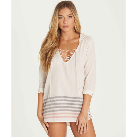 Billabong Women's Same Story Top | Multi