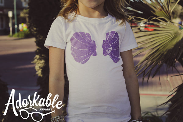 KIDS Urban Mermaid Tee