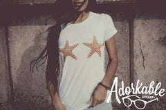 Sea Star Mermaid Tee