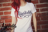 Adorkable Tee