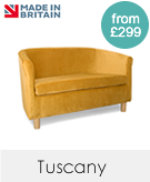 Tuscany 2 Seater Tub Sofa