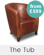 The Tub Chair Leather Tub Chairs