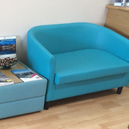 Office 2 Seater Sofas