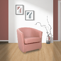 Pink Tub Chairs