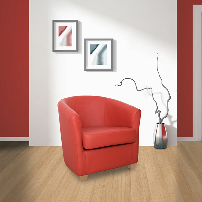 Red Tub Chairs