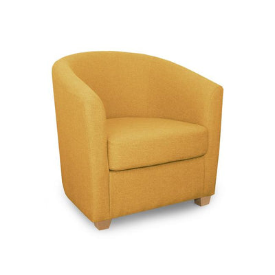Cannes Fabric Contract Tub Chair