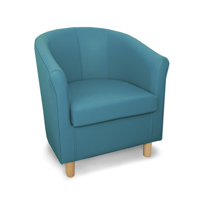 Antimicrobial Tub Chairs (Covid-19 resistant)