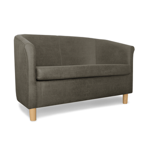 Leather 2 Seater Sofas & Small Sofas in Faux & Genuine ...