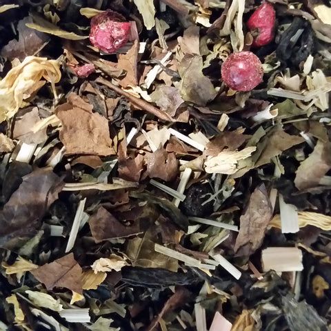All Natural Champagne White Tea