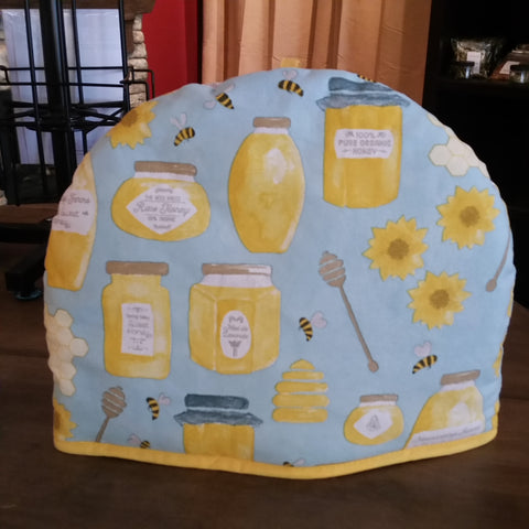 Tea Cozy I'll Bee Your Honeybee 4-8 Cups
