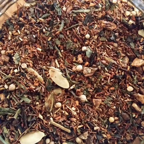 Gingerbread Spice- Black, Rooibos, Green, Hoilday Tea, Christmas Tea