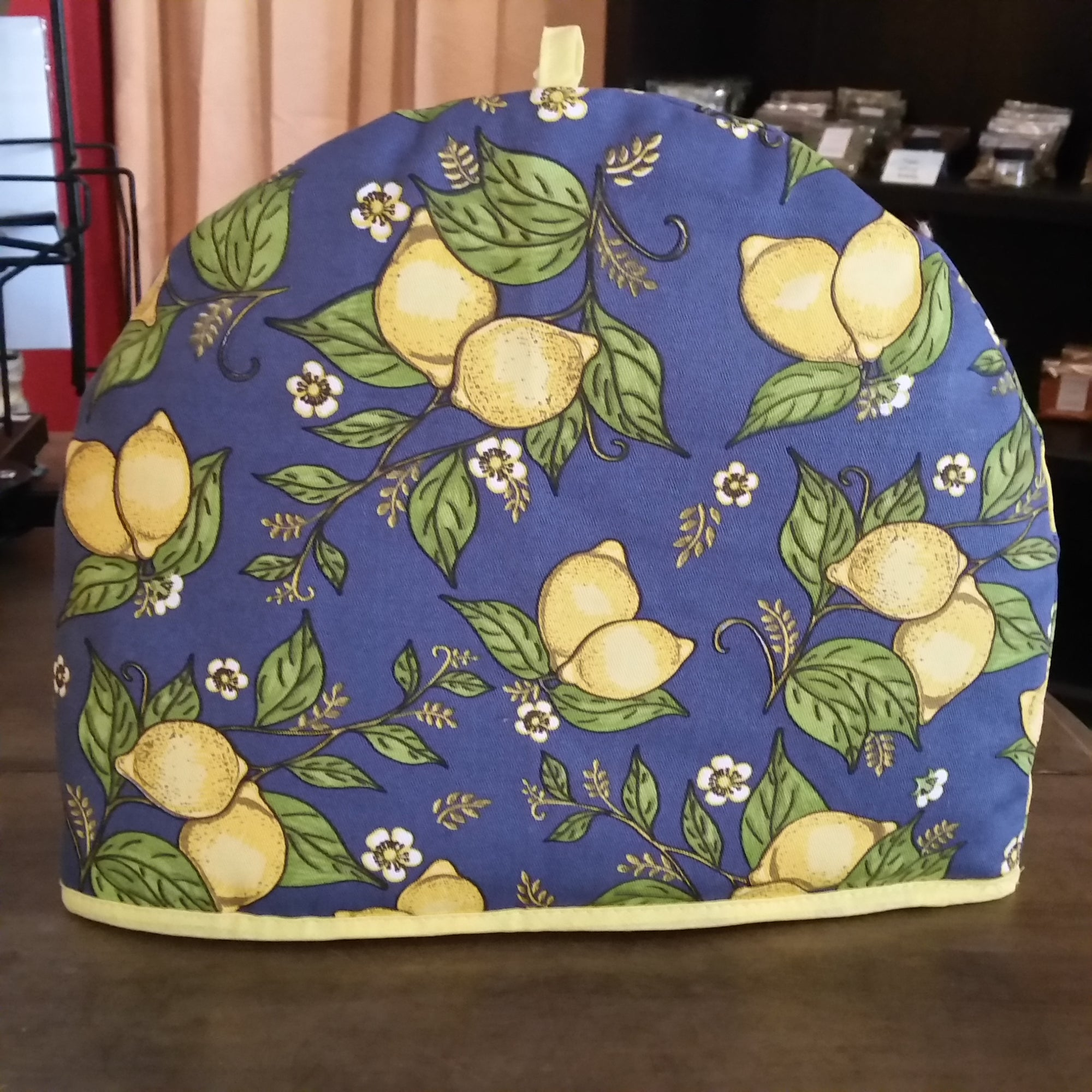 Tea Cozy Provencal Lemons 4-8 Cups