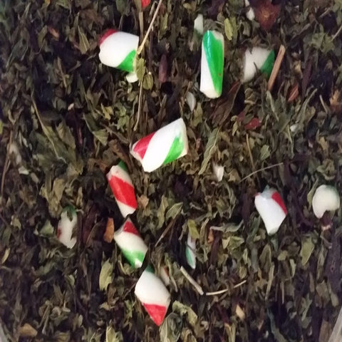 Candy Cane Lane Tea