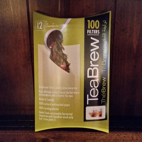 Tea Brew Filters - Format 2 - The Tea & Spice Shoppe
