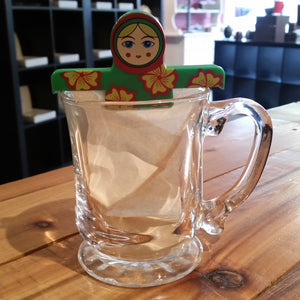 Tea Sac Clip - The Tea & Spice Shoppe