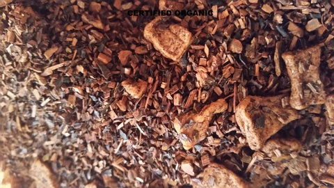 Apple Crumble Rooibos - No Caffeine- Herbal-CERTIFIED ORGANIC
