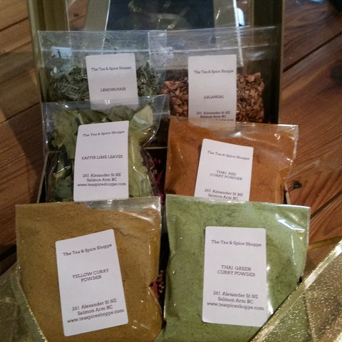 Spice Box - Essential Thai - The Tea & Spice Shoppe