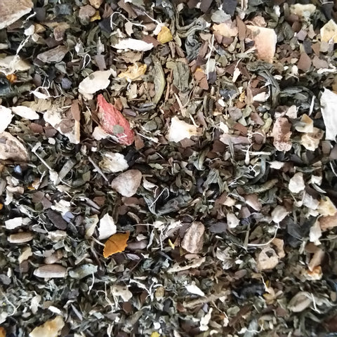 Ayurvedic Slumber - Sleepy Tea, Herbal, Wellness, No Caffeine, Chakra