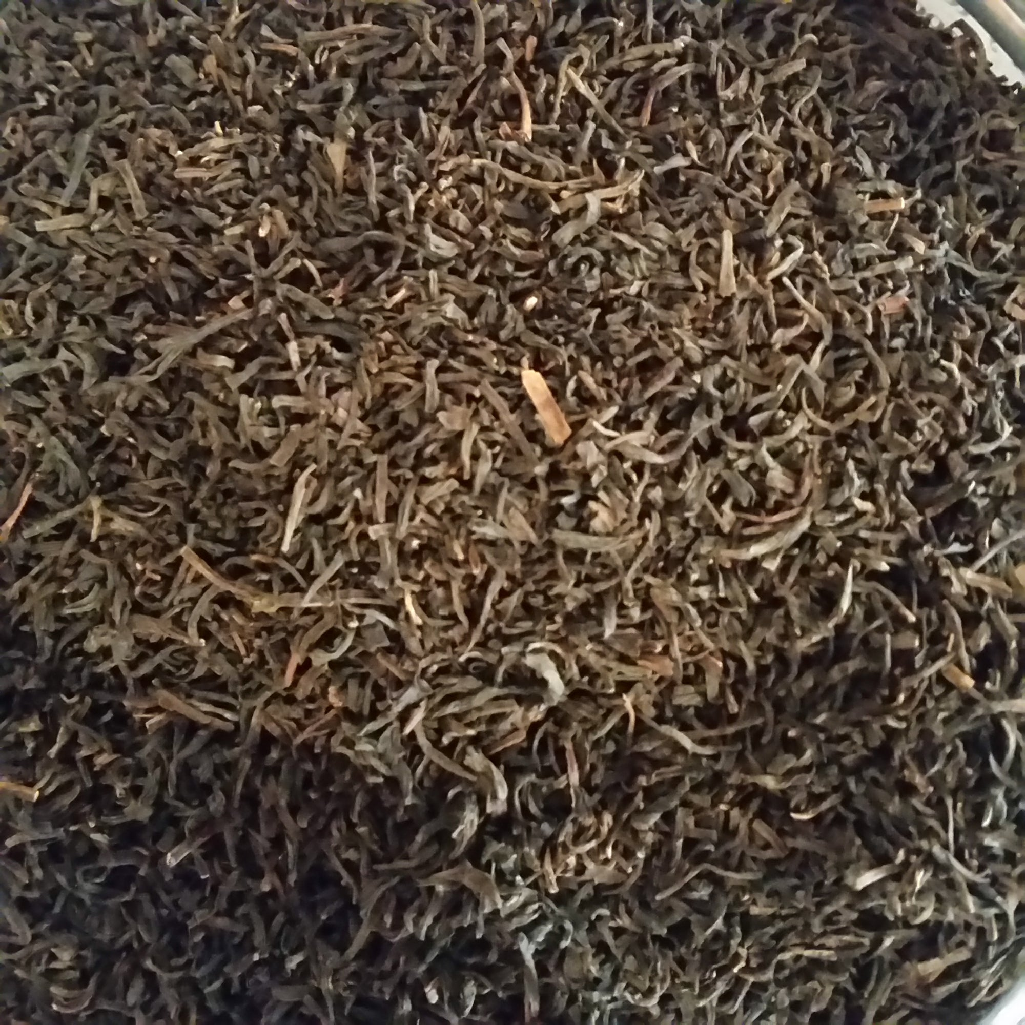 Keemun Orange Pekoe Estate Black Tea, Queens Favourite, Caffeine