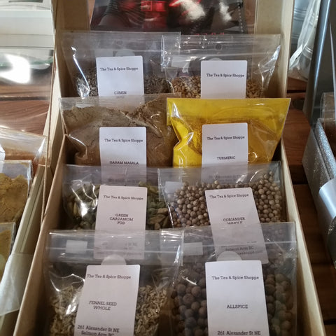 Spice Box - Essential Indian - The Tea & Spice Shoppe