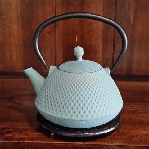 Cast Iron Teapot - Sublime - The Tea & Spice Shoppe