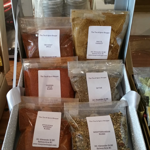 Spice Box - Mediterranean - The Tea & Spice Shoppe