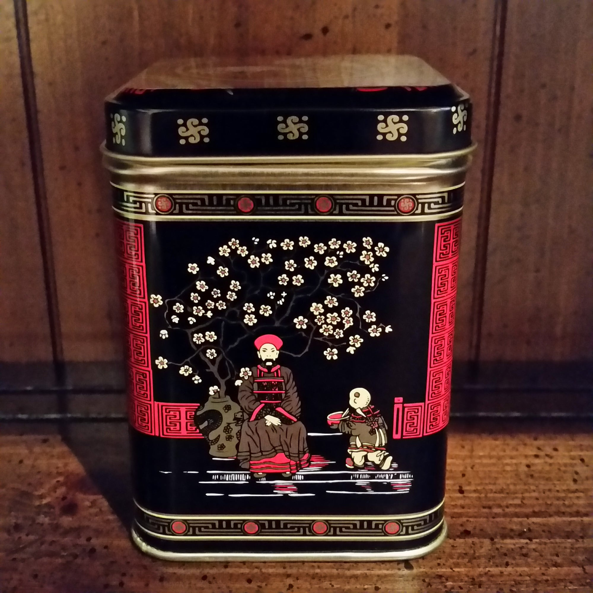 Tea Tin - Japanese - The Tea & Spice Shoppe