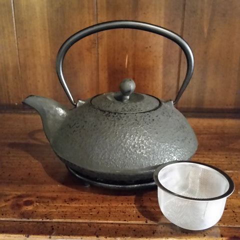 Cast Iron Teapot - Ultra - The Tea & Spice Shoppe