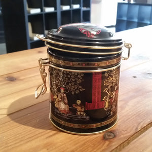 Tea Tin Hinged - Japanese - The Tea & Spice Shoppe