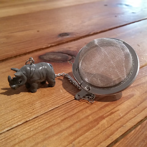 "2"" Animal  Tea Ball - The Tea & Spice Shoppe"
